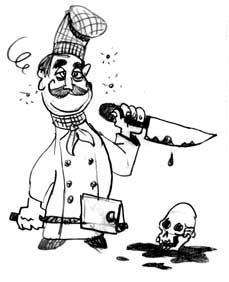 Chef Wilbur